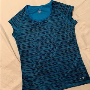 Champion work out top
